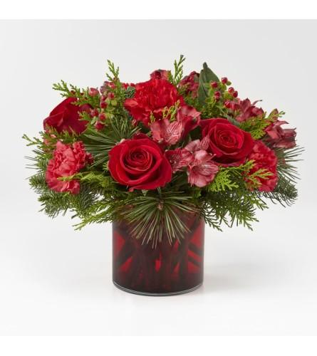Merry Mistletoe Bouquet FTD