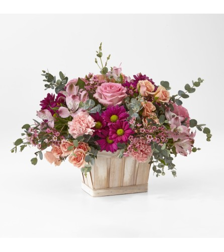 Garden Glamour Bouquet FTD