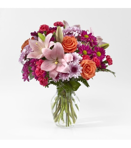 The light of my life Bouquet FTD