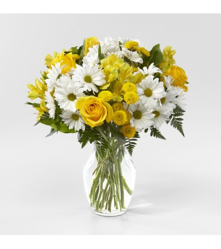 Sunny Sentiments Bouquet FTD