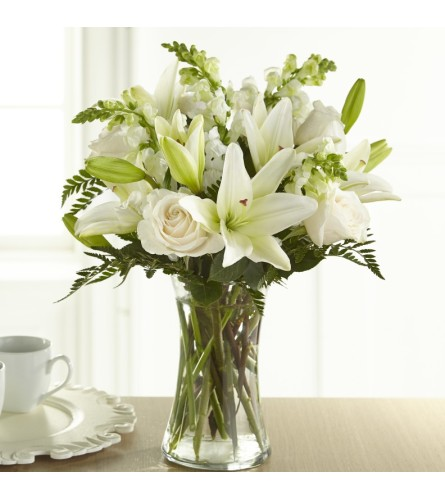 The Compassionate Lily Bouquet FTD