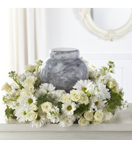Timeless Tribute Cremation Adornment FTD