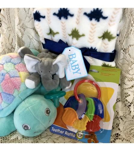 New Baby Gift Bundle