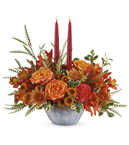 Teleflora's Bountiful Blessings by tcg