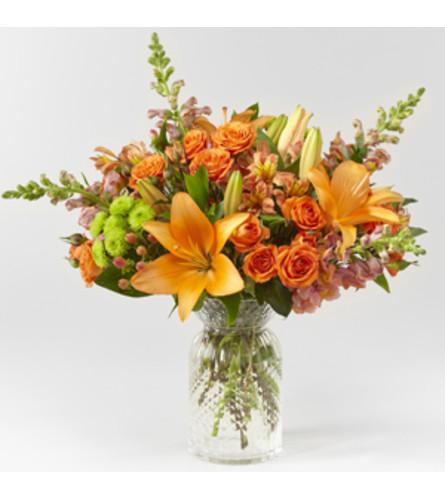 20-F5 Fresh & Rustic Bouquet