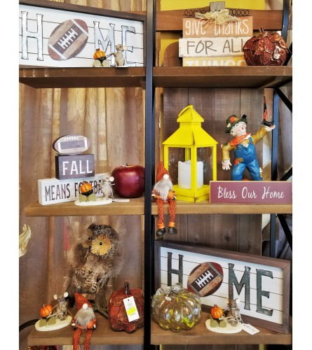 Fall into the Gift Shop!  Fall Products Available!