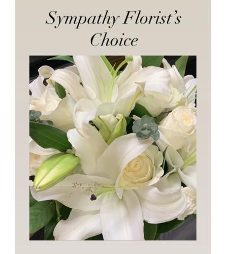 Sympathy Florist's Choice