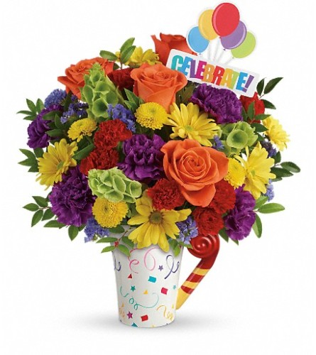 Celebrate You! Bouquet  from Teleflora