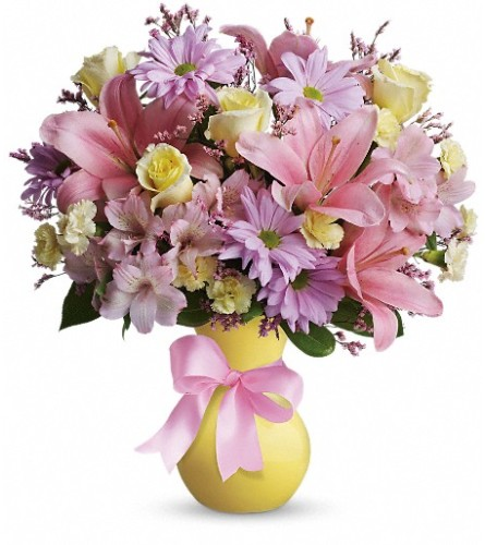 Simply Sweet flower