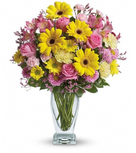 A Dazzling Day Bouquet