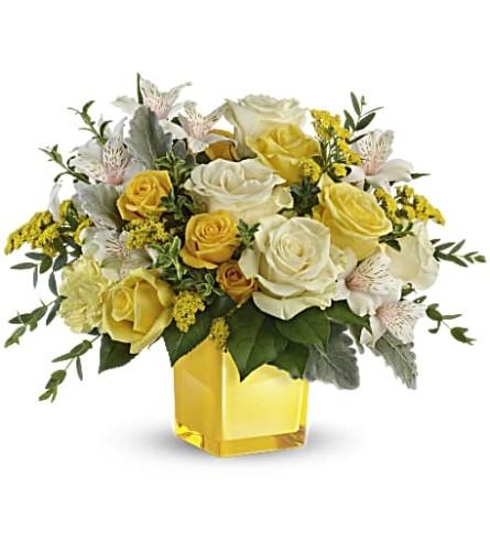 Sweet Sunlight Bouquet Teleflora