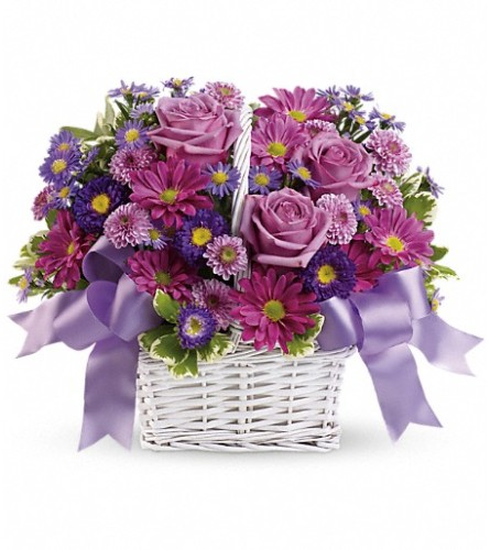 Daisy Daydreams Basket Teleflora