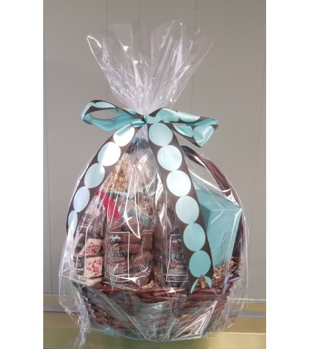 the sweetest gift basket