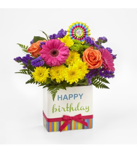 The Birthday Brights FTD
