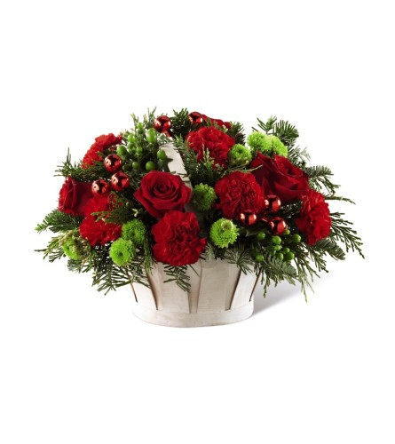 Winter Wishes Bouquet FTD