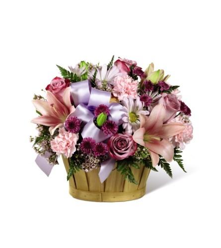 FTD Miss Pink Bouquet