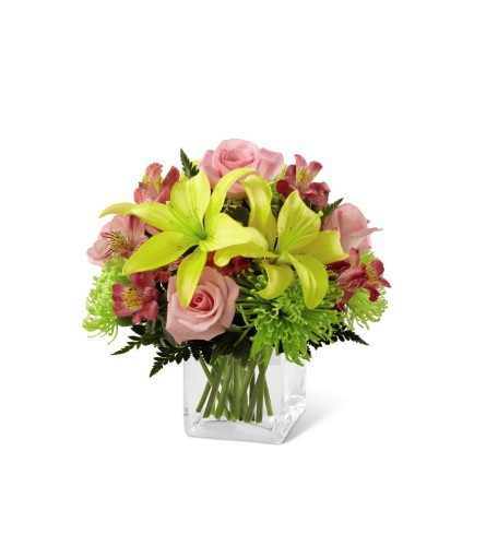 Thank You Bouquet FTD Calgary