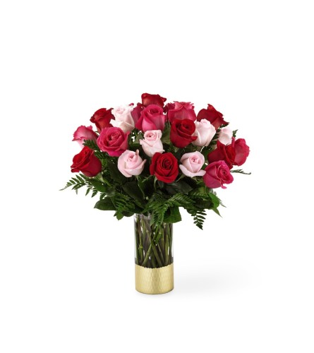 FTD Pure Beauty Mixed Roses