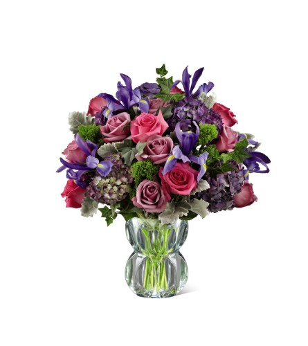 THE LAVENDER LUXE™ LUXURY BOUQUET FTD®