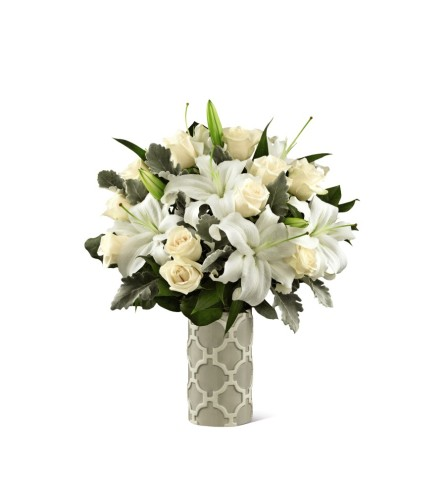 The FTD® Pure Opulence™ Luxury Bouquet LX153