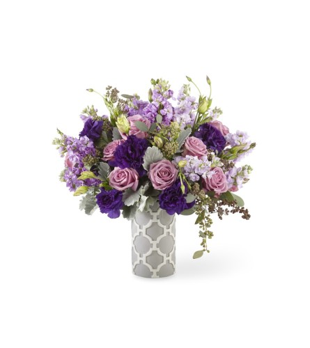 The Purple Luxury Bouquet
