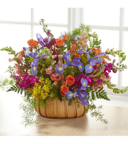 The FTD® Garden of Life™ Basket