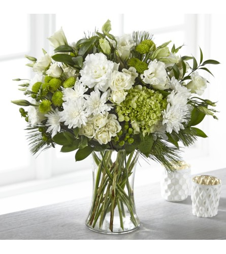 The FTD Thoughtful Sentiments Bouquet