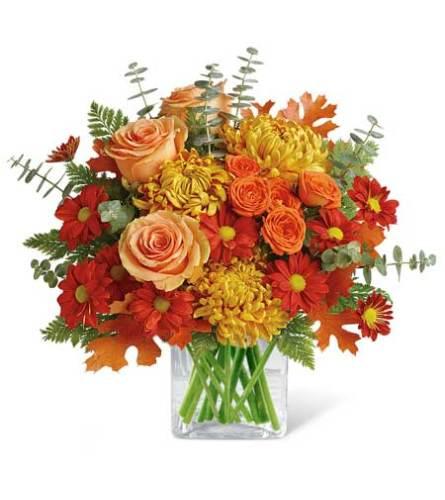 Wild Fall Flower Bouquet