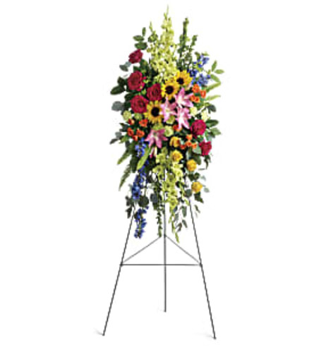 Love Lives On Spray Teleflora