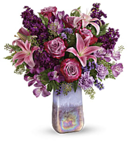 THE AMETHYST JEWEL BOUQUET PM