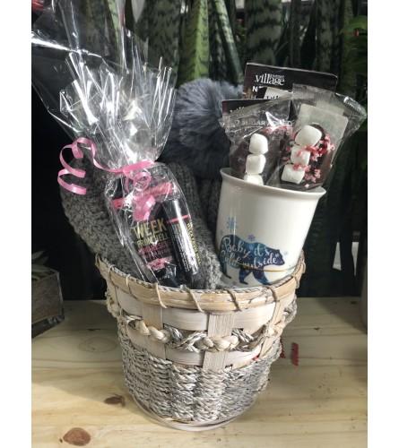 Women's Winter Essentials Basket
