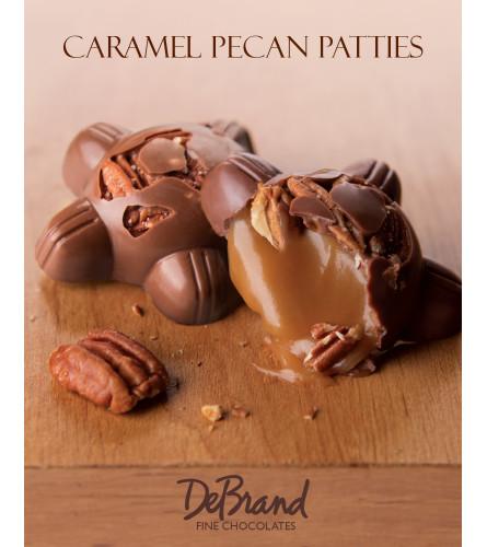 Caramel Pecan Patties