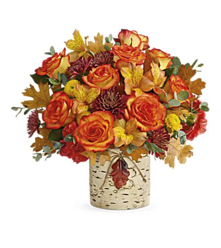 Thanksgiving Fall Bouquet