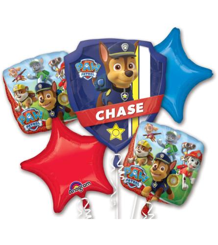 Paw Patrol Super Fun Foil Balloon Bouquet