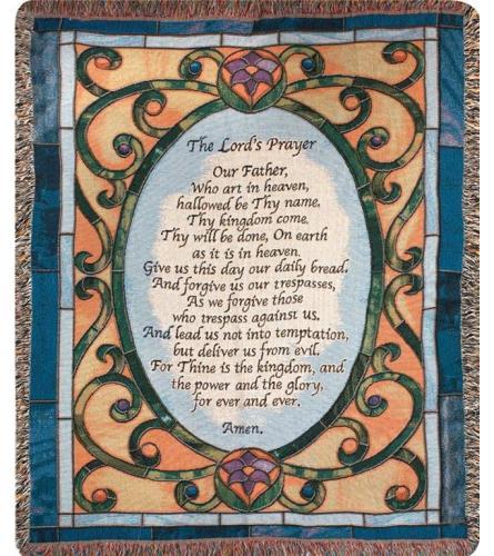 THE LORD'S PRAYER AFGAN
