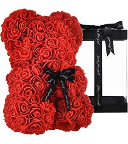 Red Foam Bear Gift Boxed