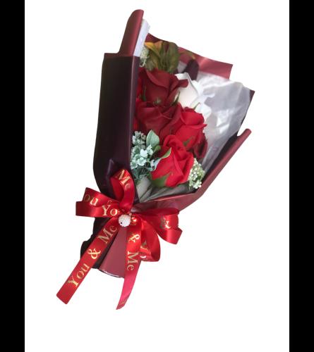 Mini Bouquet-Red