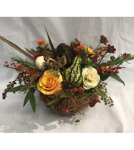 The Basket of Thanks