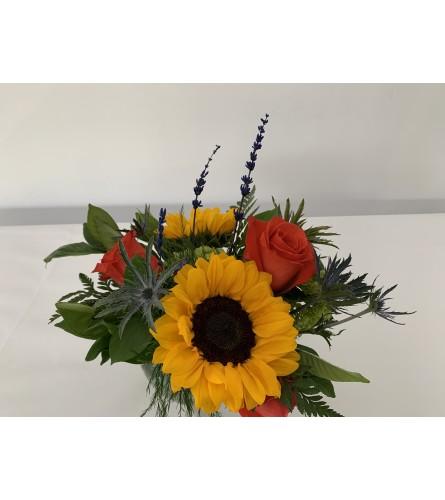 TLF Sunflower Bouquet