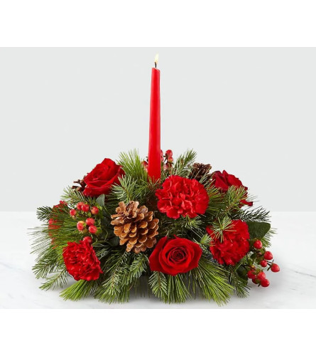 FTD® Home for Christmas™ Centerpiece