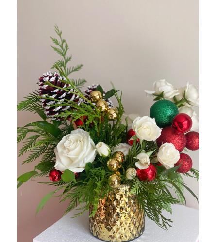 Christmas centrepice