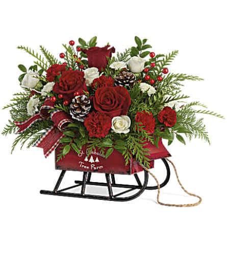 Sleigh Bells Bouquet TF