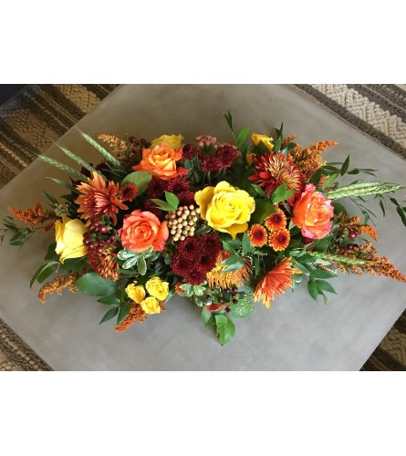 Designers Creation - Thanksgiving Centerpiece