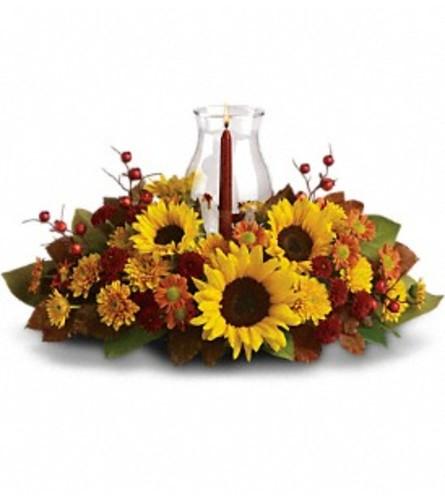 Sunflowers Centerpiece