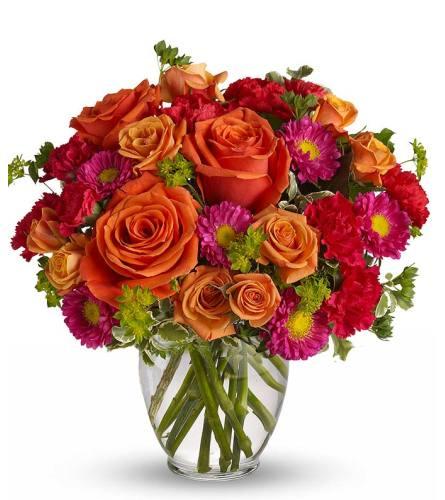 FTD's How Sweet It Is Bouquet