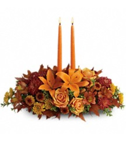 Teleflora's Family Gathering Centerpiece Bouquet