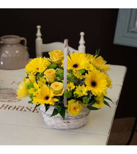 A Basket of Sunshine