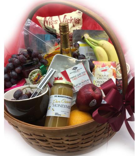 Glorious Gourmet Gift Basket