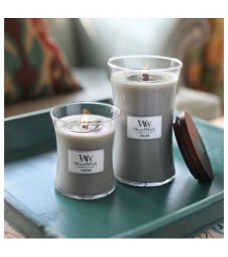 Woodwick Candle Crackle as they burn MEDIUM