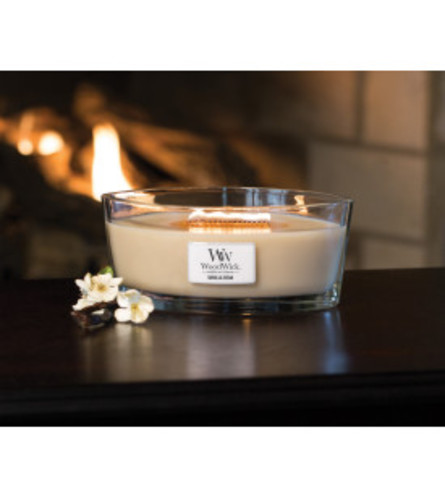 Woodwick Candle Crackle as they burn ELIPSE